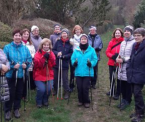 Nordic Walking - Gemeng Contern