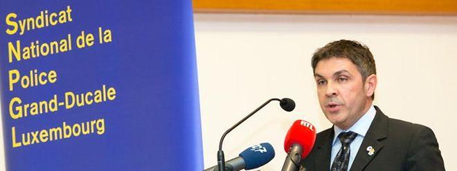 Gewerkschaftspräsident Pascal Ricquier kündigt eine Stellungnahme für Mittwoch an.
