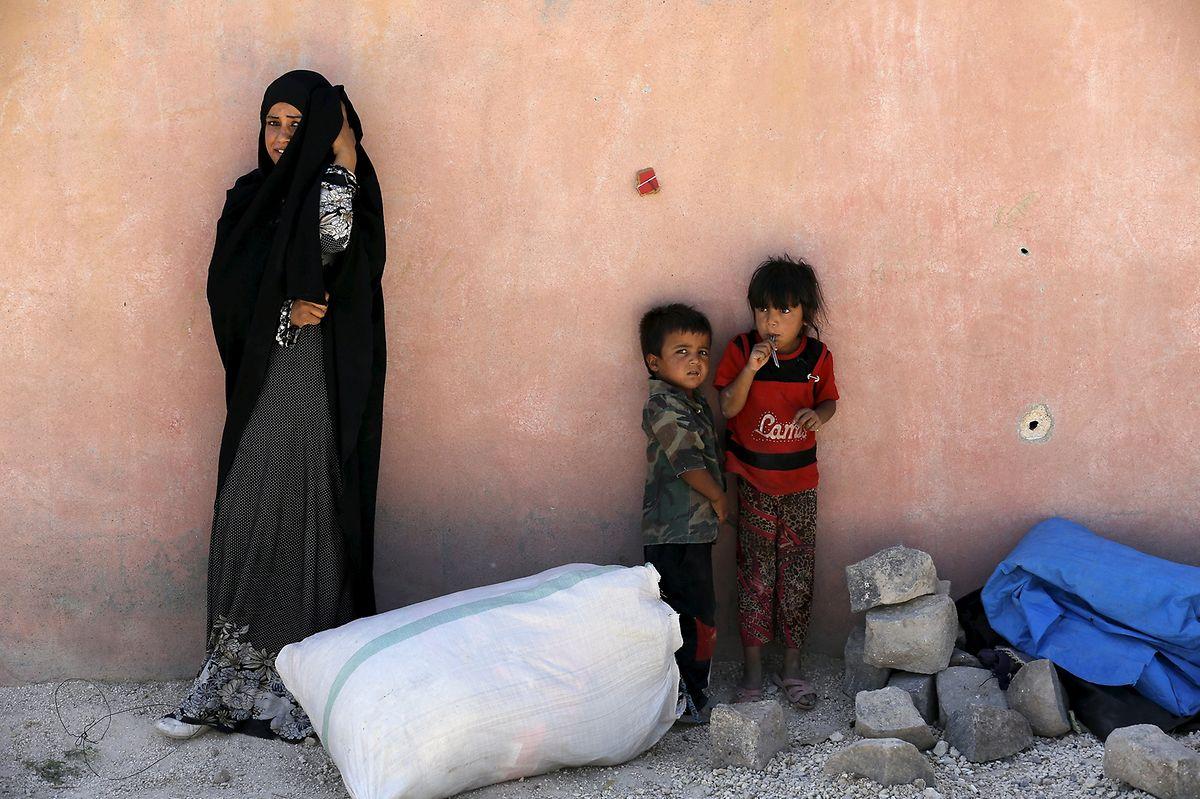 Une partie seulement de l'aide promise par les Nations unies est parvenue aux réfugiés syriens au Liban.