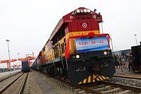 Le 19 octobre dernier, le vice-premier ministre François Bausch avait assisté au démarrage du convoi, depuis la capitale du Sichuan.