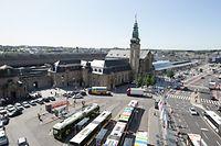 Gare Centrale Luxembourg