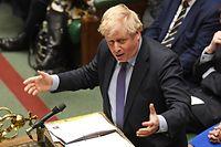 Boris Johnson espère conclure un accord de libre-échange du même type que ceux récemment négociés par l'UE avec le Canada ou le Japon