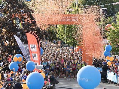 Leichtathletik ING Night Marathon 30.05.2015  - Foto: Christian Kemp