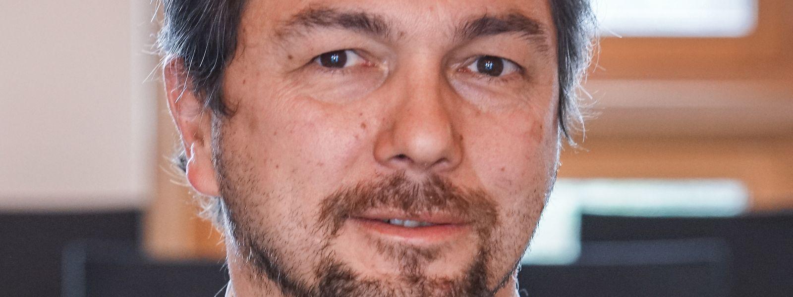 Philippe Meyers wird Schöffe in Dippach werden.