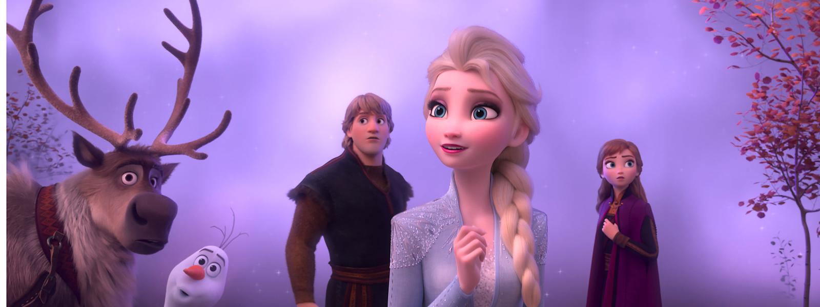 """Wie geht es mit den Schwestern Anna und Elsa weiter? Ab dem 20. November verrät es """"Frozen 2"""" auch den Eltern, die es eigentlich gar nicht erfahren wollten."""