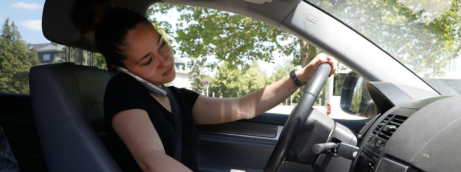 Unaufmerksamkeit gilt als zweithäufigste Ursache für schwere Unfälle.