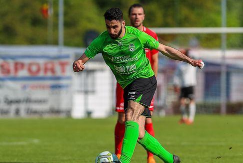 Hadji atteint la barre des 20 buts, Benamra se replace