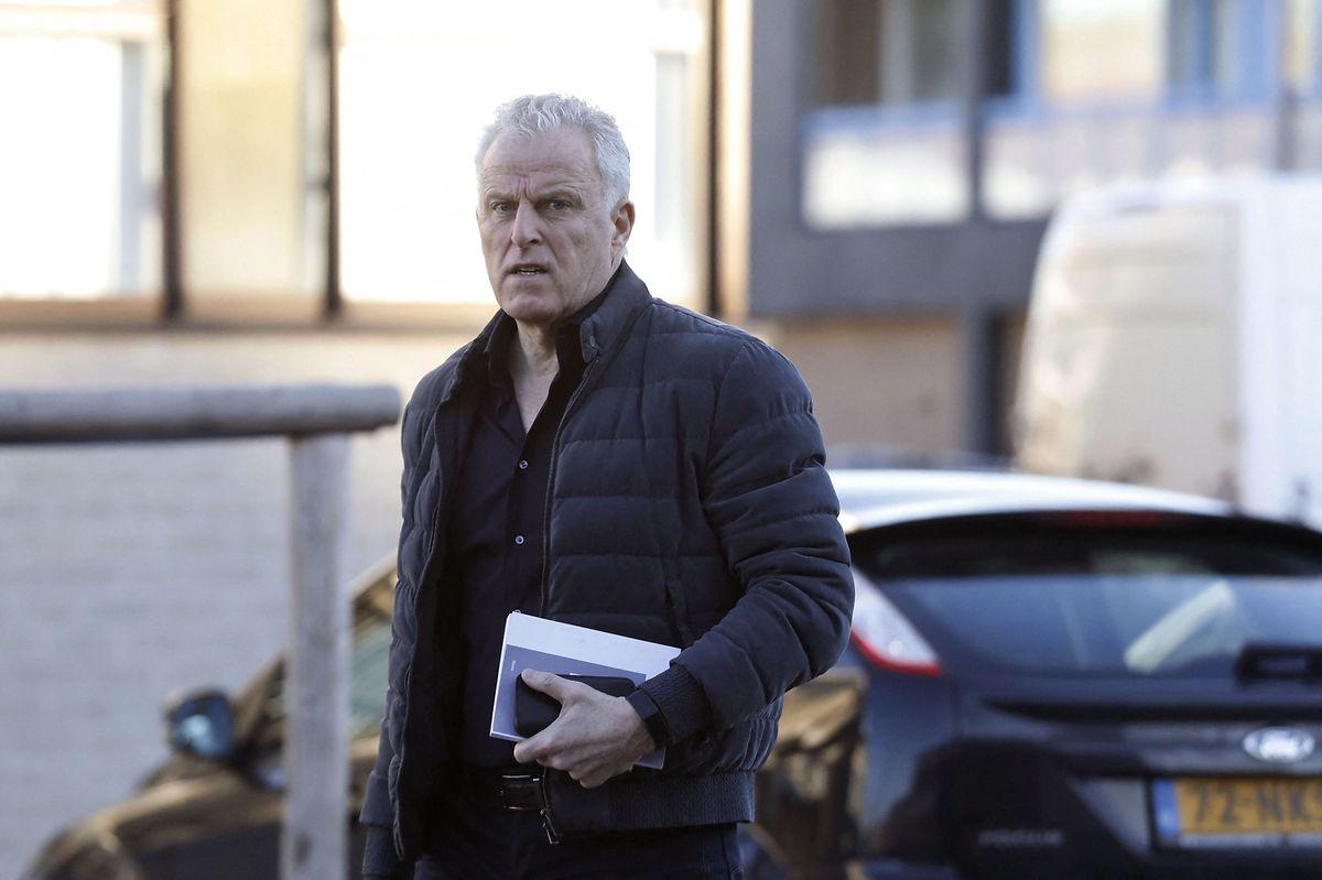 Peter R. de Vries ist ein bekannter Kriminalreporter in den Niederlanden. Archivfoto vom 15. Februar 2019.