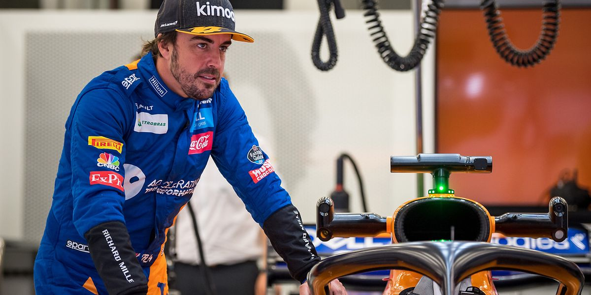Fernand Alonso ersetzt Daniel Ricciardo bei Renault.