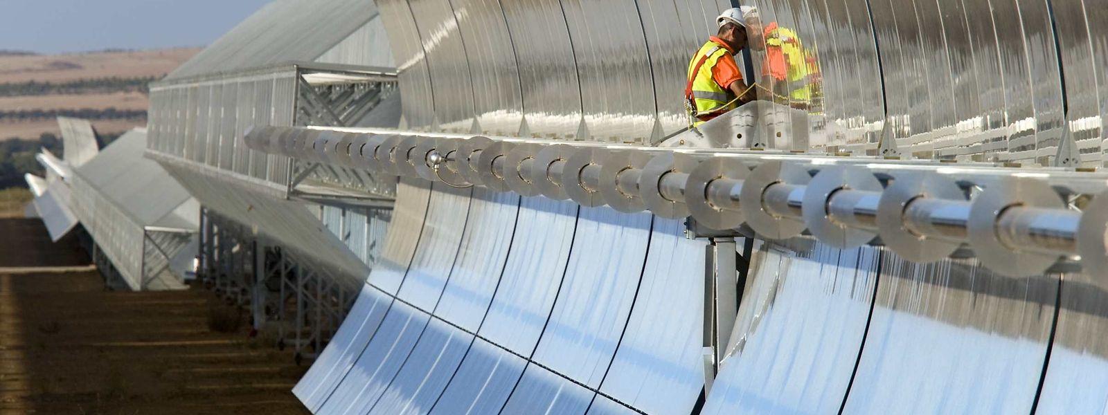 Le nombre de centrales photovoltaïques a augmenté de 60% au Luxembourg, entre 2013 et 2018.