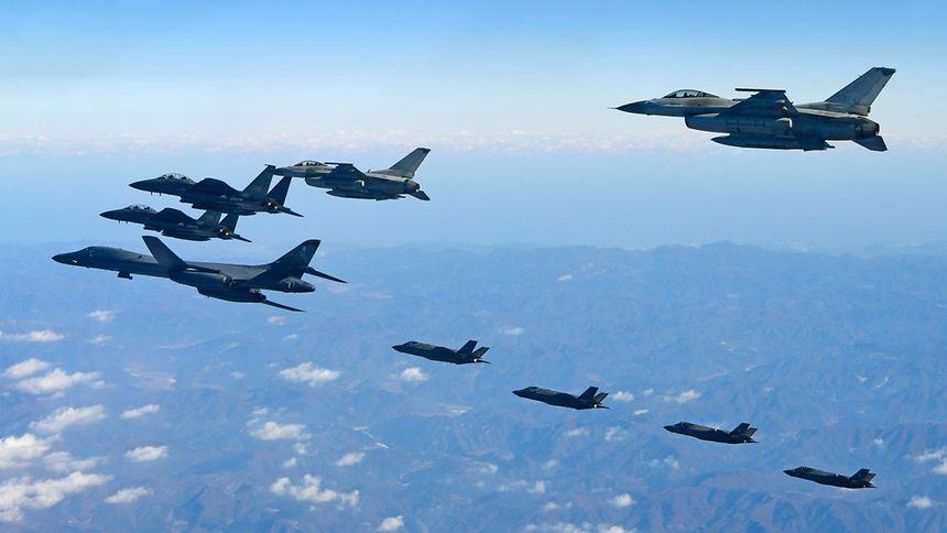 Corée du Sud : Les usines d'armes tournent à plein régime