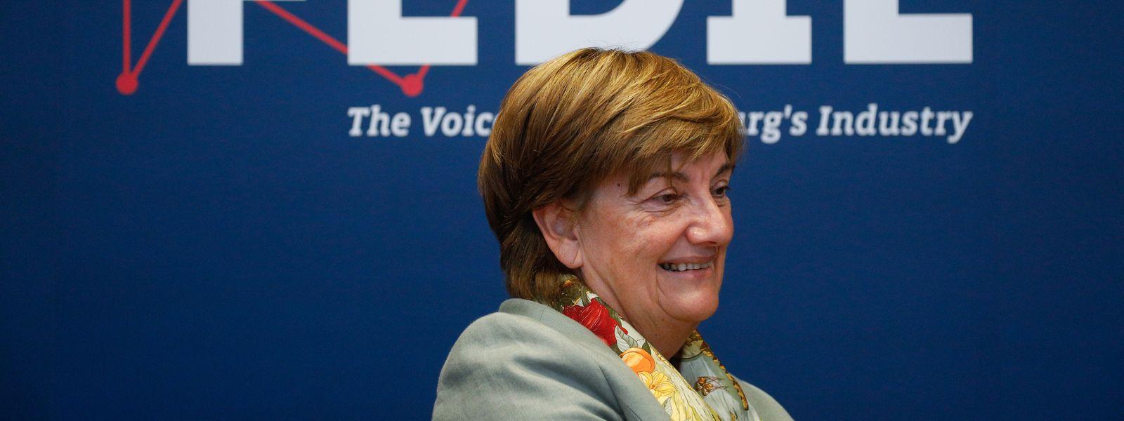 Pour Michèle Detaille, l'urgence est d'abord de trouver un accord entre Etats. Puis viendra le temps de la réglementation nationale.