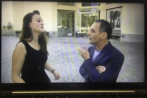RtL screenshot Enrico Lunghi et Sophie Schram