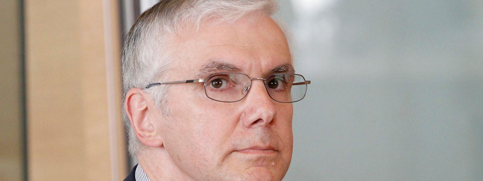 Robert Rollinger hatte bereits vor der Geheimdienst-Untersuchungskommission im Zusammenhang mit der Srel-Affäre ausgesagt
