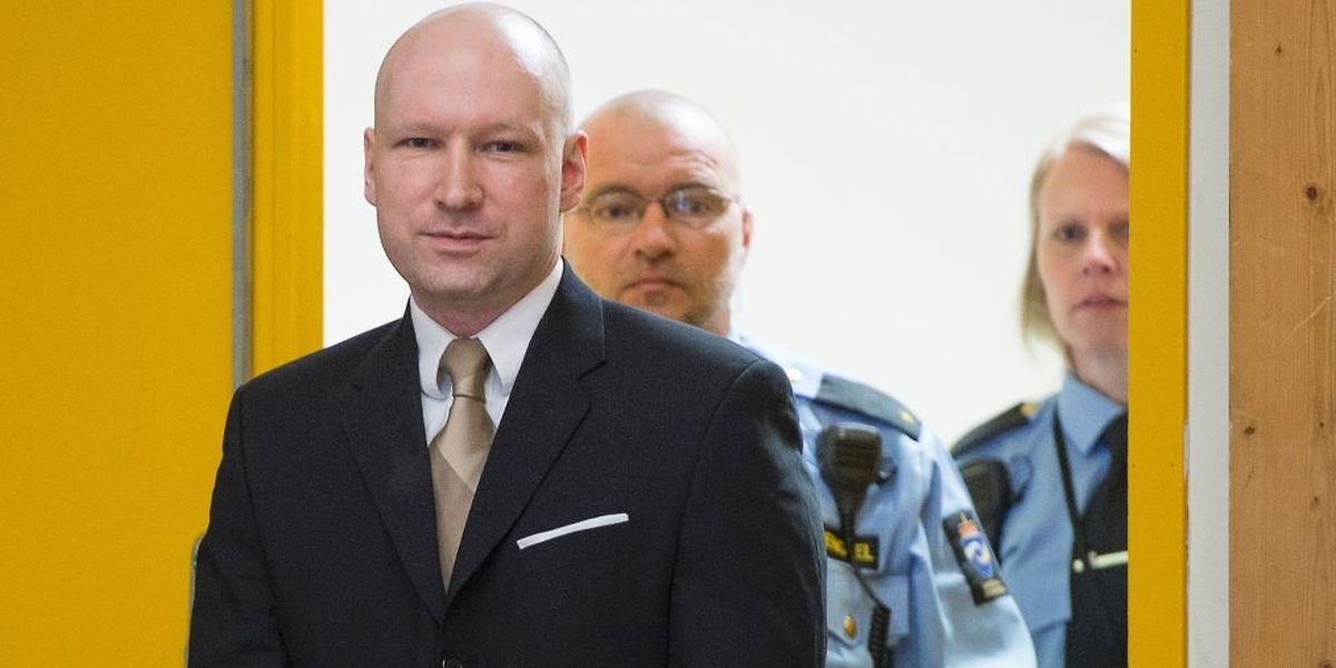 Anders Breivik hat mit der Klage gegen seine Haftbedingungen zum Teil Erfolg.