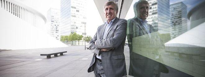 """Nachhaltigkeits- und Infrastrukturminister François Bausch: """"Ein Minister ist auch nur ein Mensch, der Fehler macht."""""""