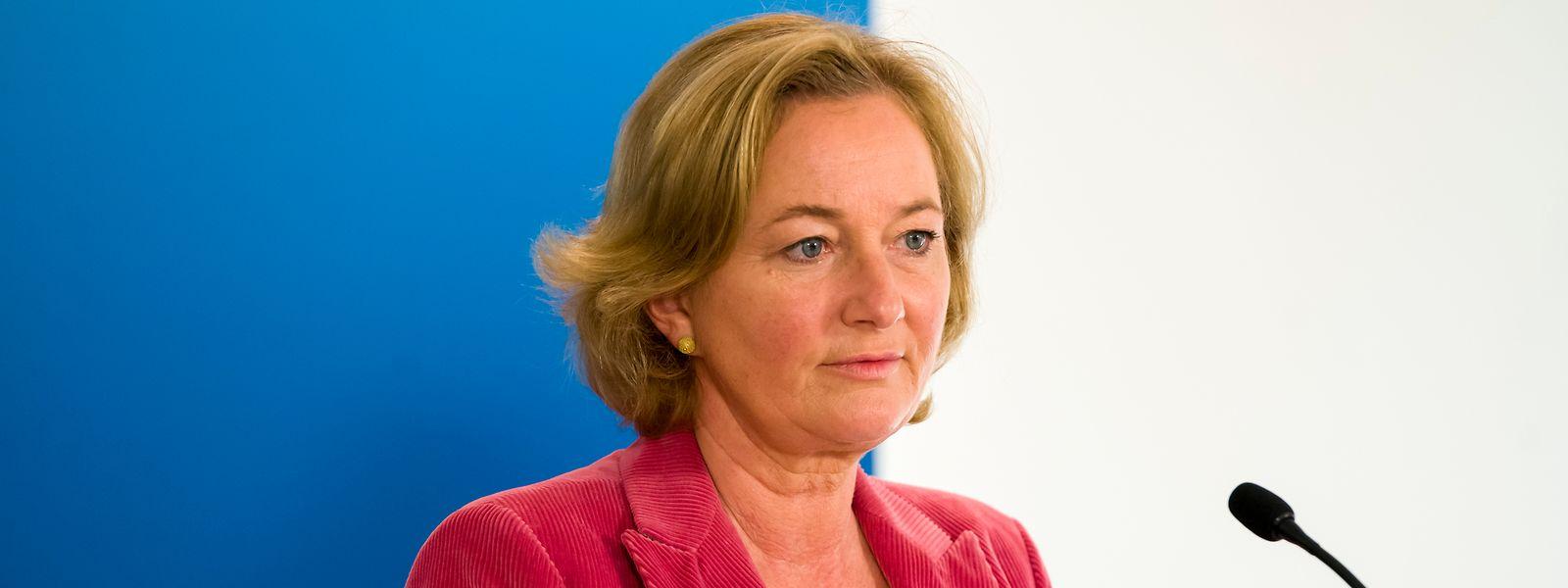 Paulette Lenert, la ministre de la Santé, entoure le retour des consultations médicales d'une large panoplie de mesures de protection sanitaire