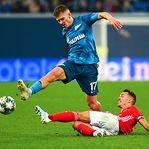 Benfica perde com o Zenit e continua sem pontuar na Champions
