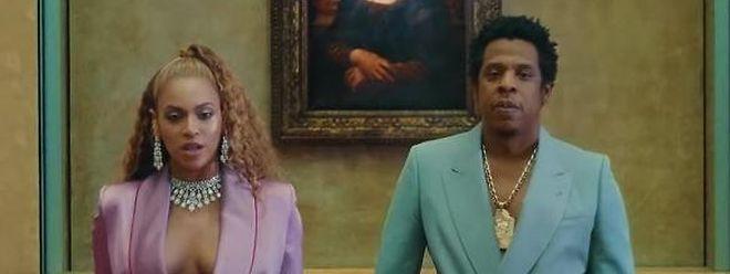 La prestation du couple Carter (le nom de Beyoncé et Jay-Z à la ville) a fait connaître les trésors du Louvre à des fans extatiques qui n'en avaient jamais entendu parler.