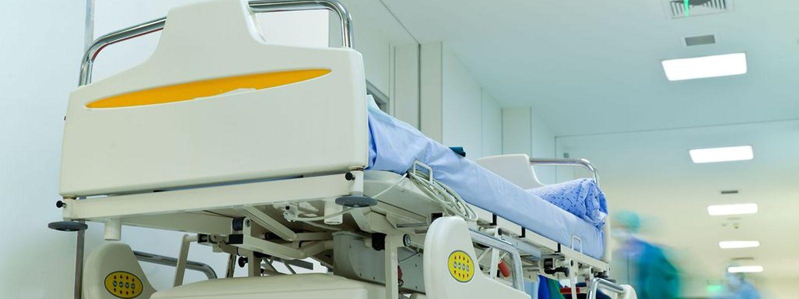 Besonders im Norden Luxemburgs sind die Krankenhäuser einer hohen Belastung ausgesetzt.