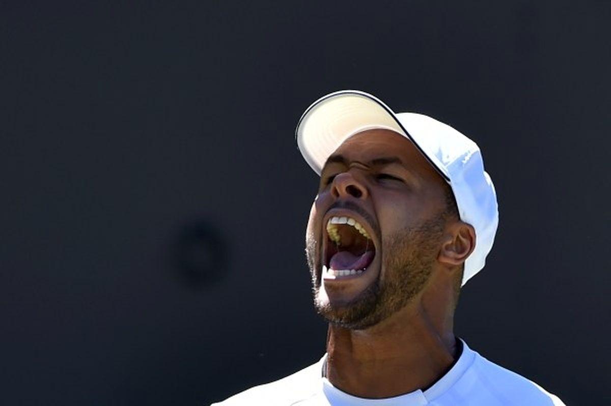 Toute la rage de vaincre du Français Jo-Wilfried Tsonga