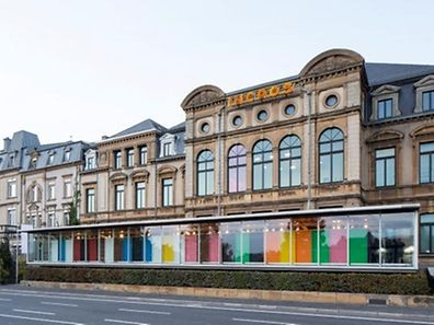 "The ""Casino"" in Luxembourg city is a forum for contemporary art."