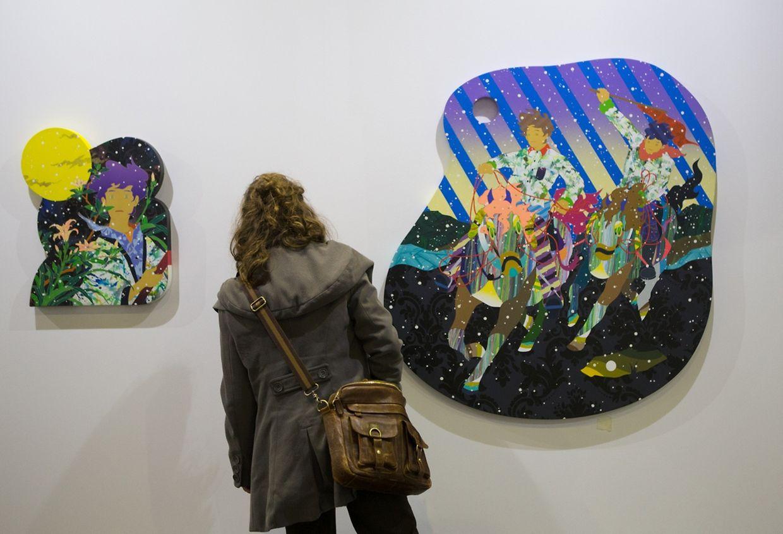 """Erste Einblicke in die """"Luxembourg Art Week"""""""