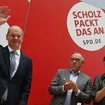 Scholz diz que Alemanha vai formar Governo antes do Natal