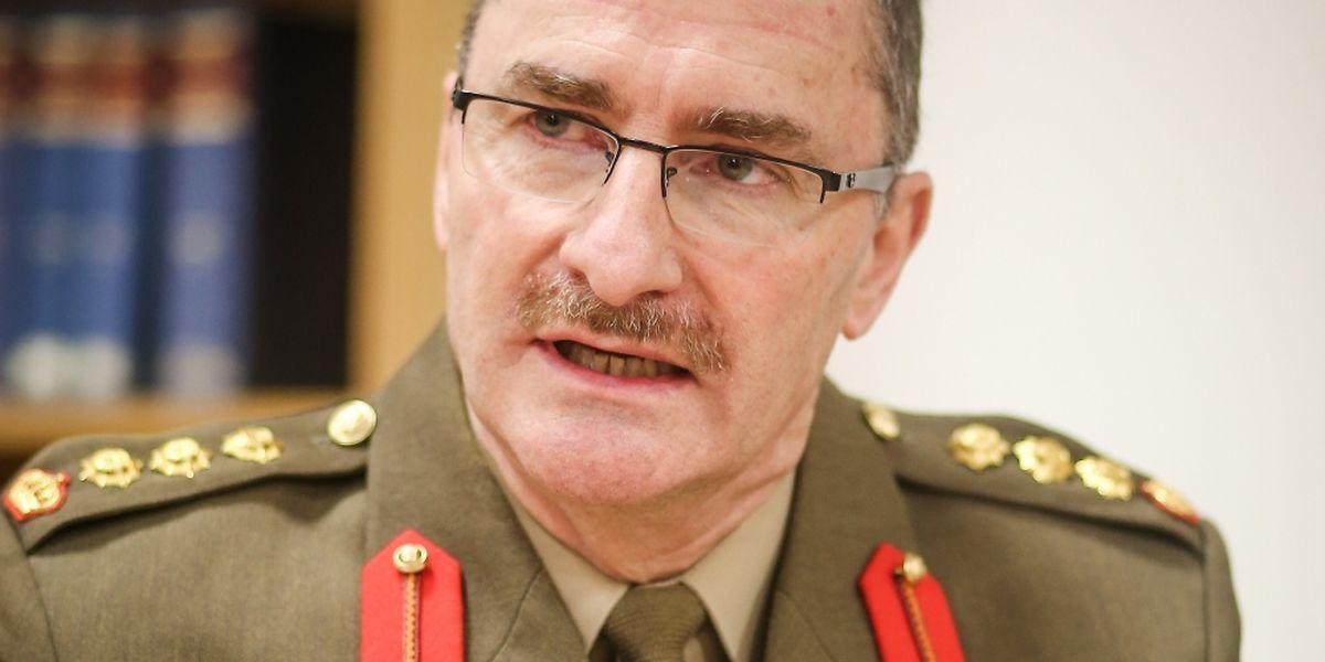 Colonel Alain Duschène