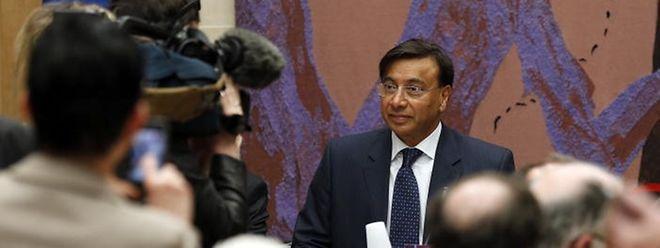 Avec onze autres investisseurs, Lakshmi Mittal, a investi 835 millions d'euros dans Oak Finance Luxembourg