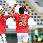 Benfica vence Nacional e mantém-se na luta pela entrada direta na 'Champions'