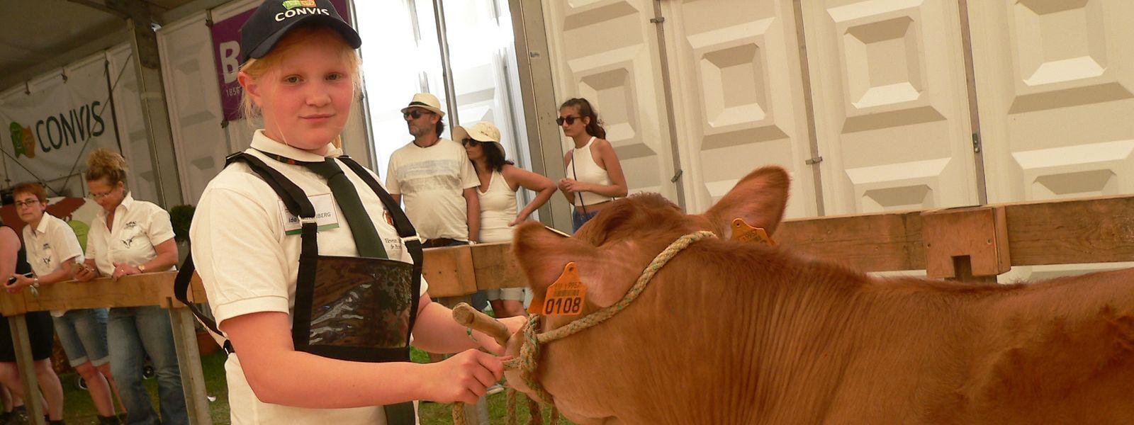 Die Ettelbrücker Foire agricole fühte die Luxemburger Landwirtschaft und ihre Leistungen am Wochenende erneut in den Vorführring.