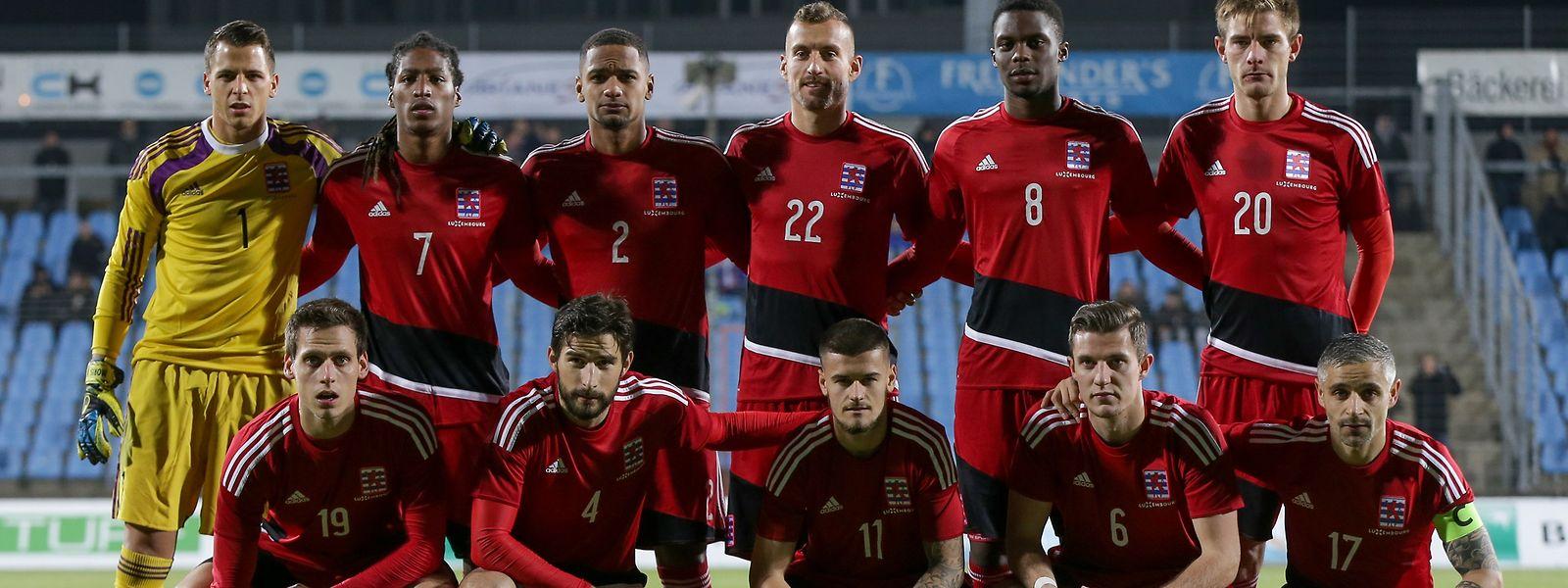 Luxemburgs Nationalmannschaft bekommt neue Gegner.