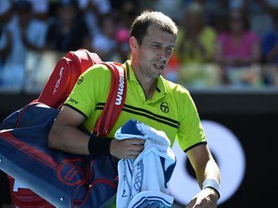 Pas de Coupe Davis pour Gilles Muller en 2017!