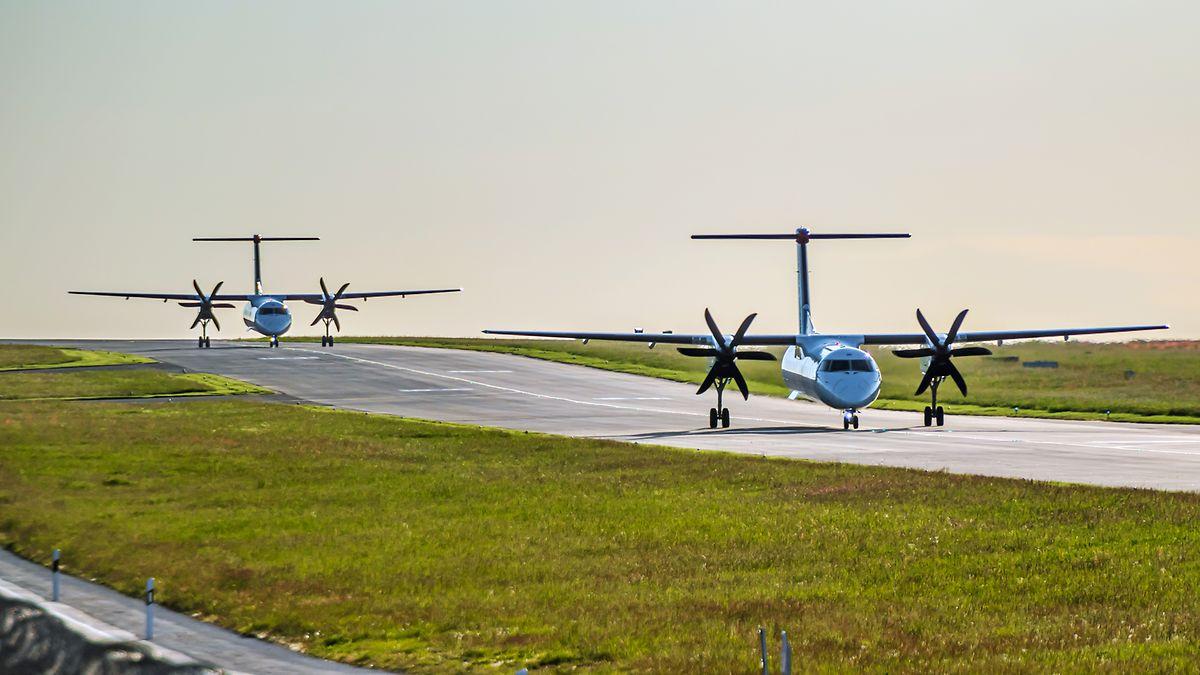 Die Arbeiten am Flughafen Findel werden voraussichtlich zwei Jahre dauern.