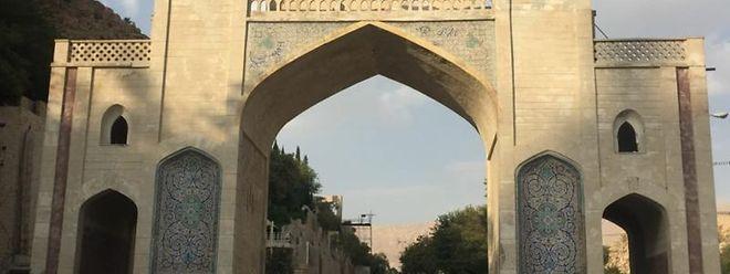 Wer durch das Islam-Tor schreitet, dem ist eine gute Reise vergönnt.