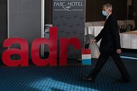 Politik, ADR-Nationalkongress, Fernand Kartheiser, Foto: Chris Karaba/Luxemburger Wort