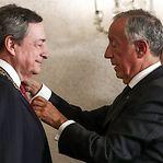 Draghi diz que Portugal está no caminho do crescimento e é símbolo da integração europeia