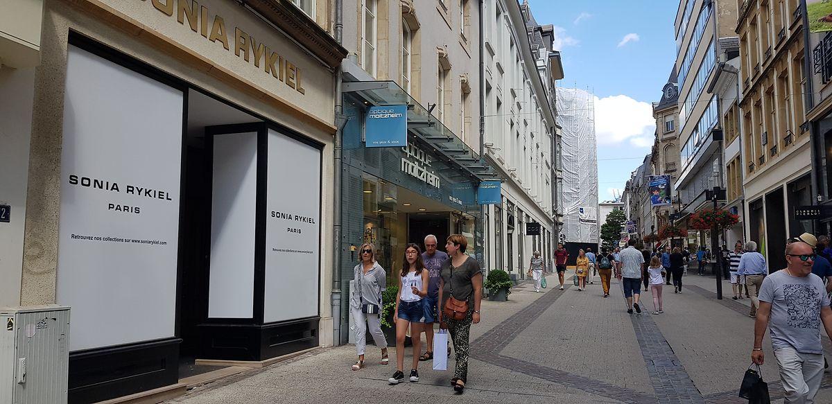 Deux magasins pop-up vont ouvrir leurs portes dans la rue Philippe II.