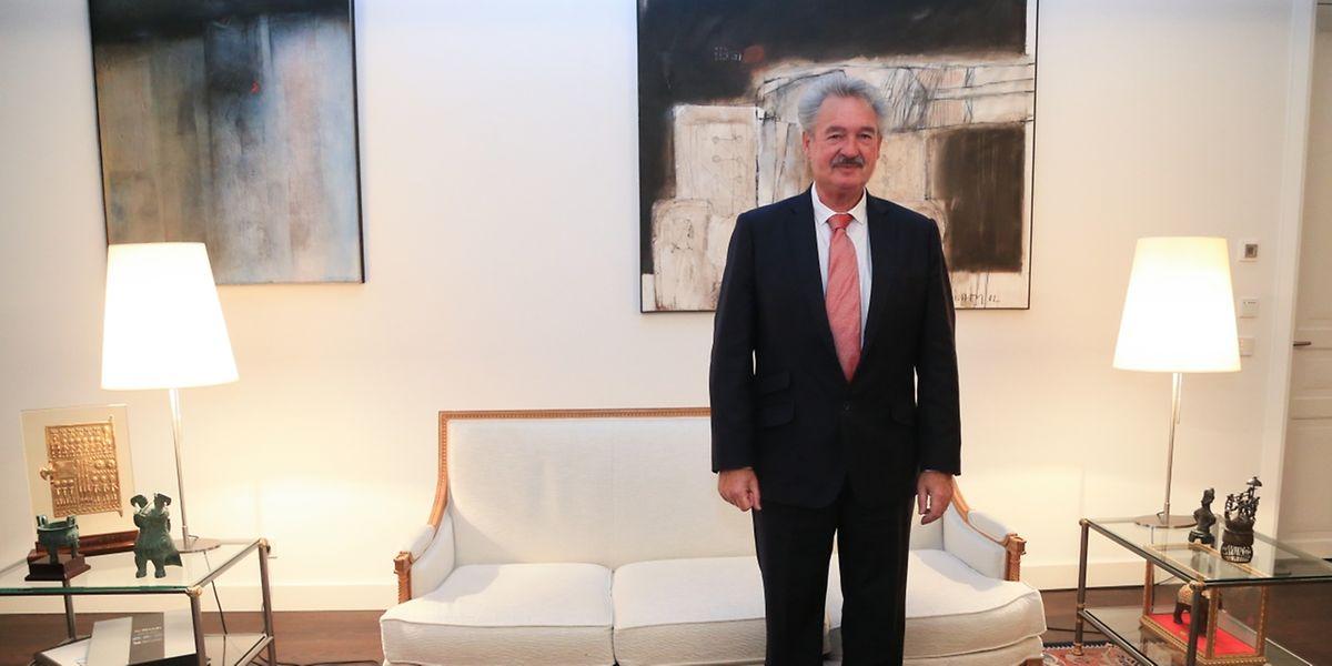 Außenminister Jean Asselborn ist seit Jahren der beliebteste Politiker des Landes.