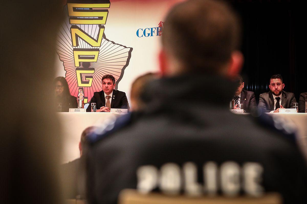La charge de Pascal Ricquier, président du SNPGL, en mars dernier contre la direction générale de la police et le gouvernement a laissé des traces.