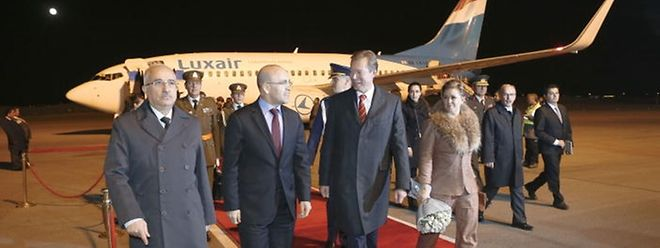 Ankunft in Ankara. Foto: Guy Wolff