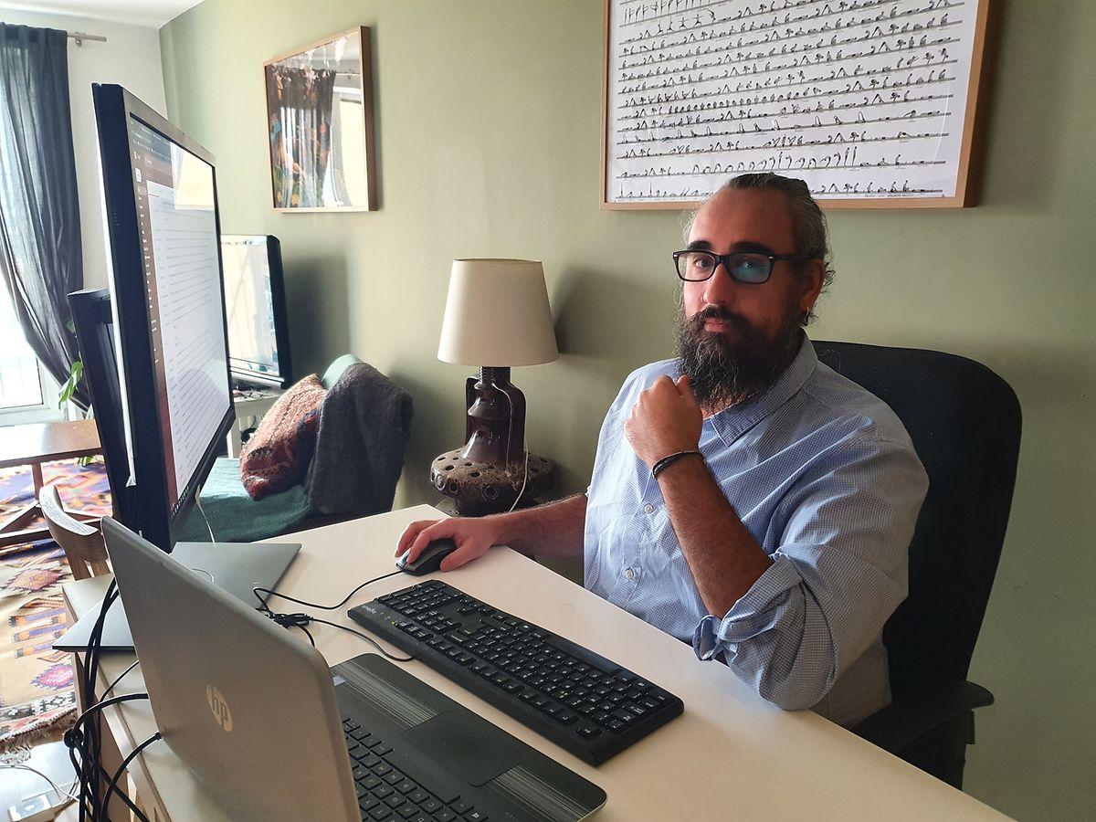 Manuel Costa trabalha como executivo numa empresa de imobiliário em Londres.