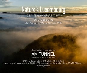 Ausstellung: Nature's Luxembourg