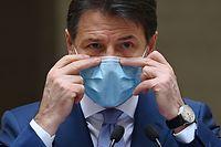 Ex-Premier Matteo Renzi hat Guiseppe Conte mit dem Rückzug aus der Regierungskoalition gedroht.