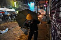 In Hongkong gehen die pro-demokratischen Aktivisten seit nunmehr fünf Monaten auf die Straße.