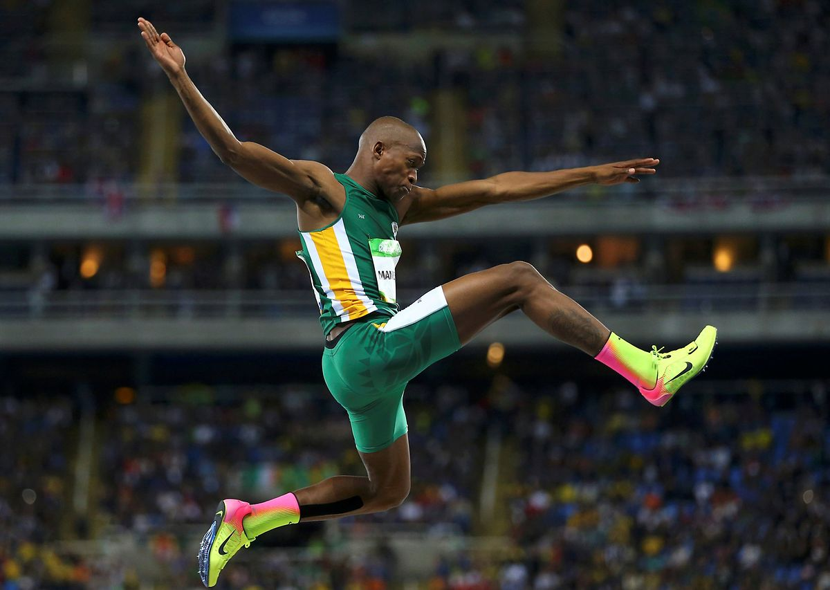 Luvo Manyonga hat gegen die Meldeauflagen für unangekündigte Dopingtests verstoßen.