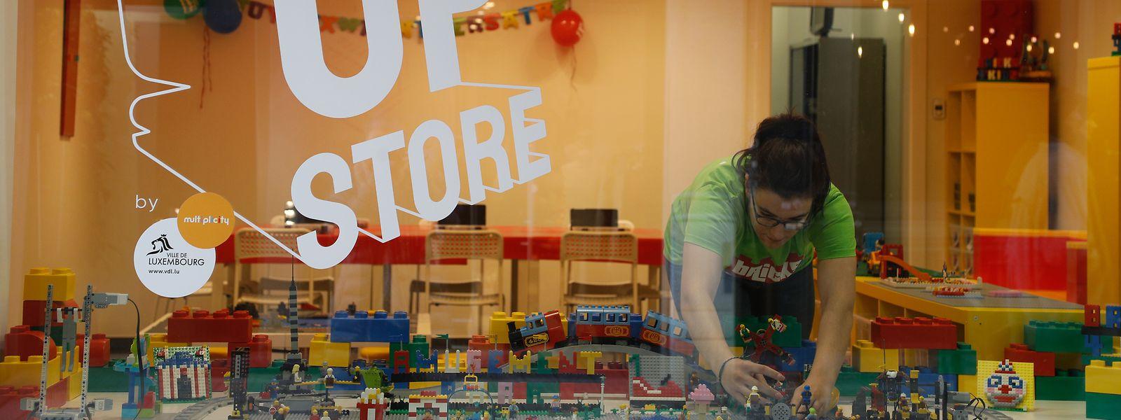 En attendant la mise en place de kiosques dans les différents quartiers de la capitale, un nouveau pop-up store va voir le jour avenue de la Gare.