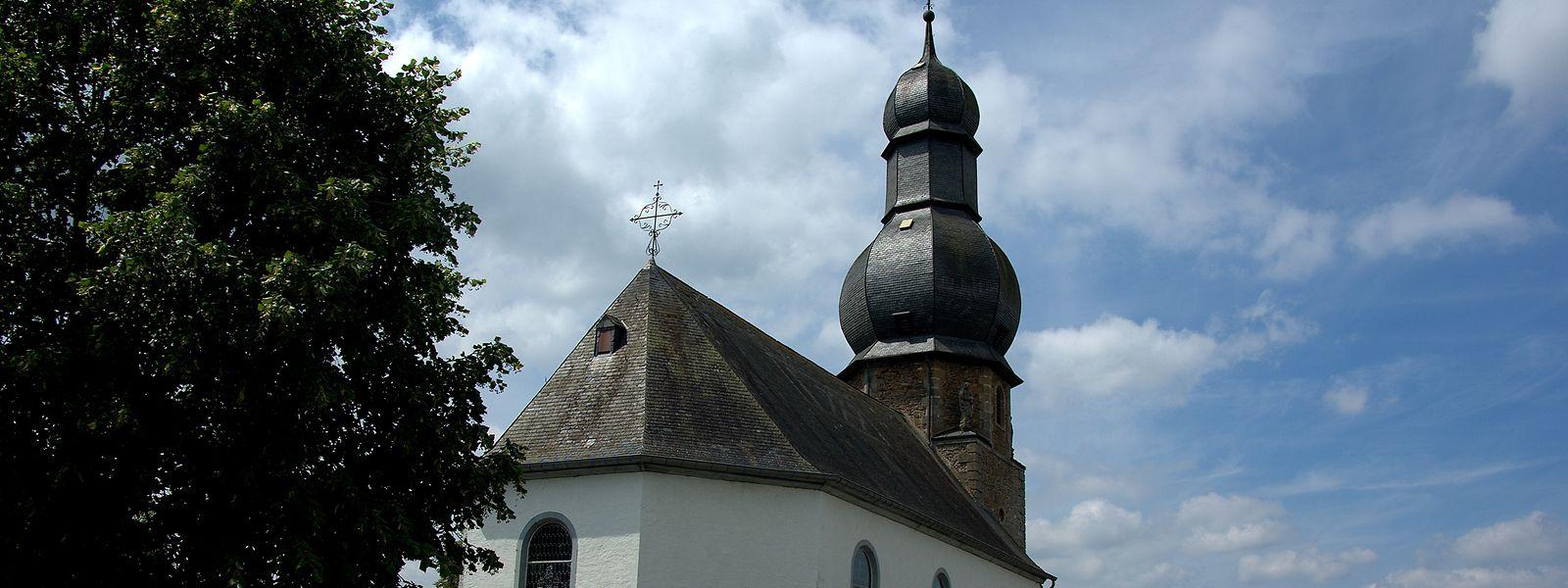 Die Bauarbeiten der Kirche in Weicherdingen begannen im Jahr 1727.
