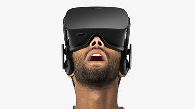 Zum Themendienst-Bericht von Till-Simon Nagel vom 6. August 2015: Die VR-Brille Oculus Rift kommt fr�hestens im Fr�hjahr 2016 auf den Markt.  (ACHTUNG - HANDOUT - Nur zur redaktionellen Verwendung im Zusammenhang mit dem genannten Text und nur bei vollst�ndiger Nennung der Quelle. Die Ver�ffentlichung ist f�r dpa-Themendienst-Bezieher honorarfrei.) Foto: Oculus VR